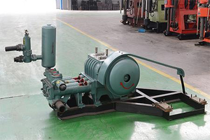 Horizontal, Triplex, Hydraulic Motor Piston Mud Pump BW250 for Drilling Rigs with High Quality