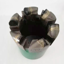 Fast Penetration PDC/PAX/TSP Core Bit, High Speed PDC Non-coring Bits for Hard Rock with Long Service Life