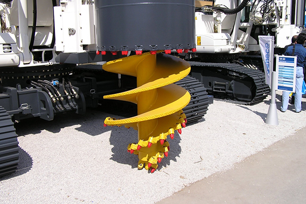 geotechnical tools and equipment